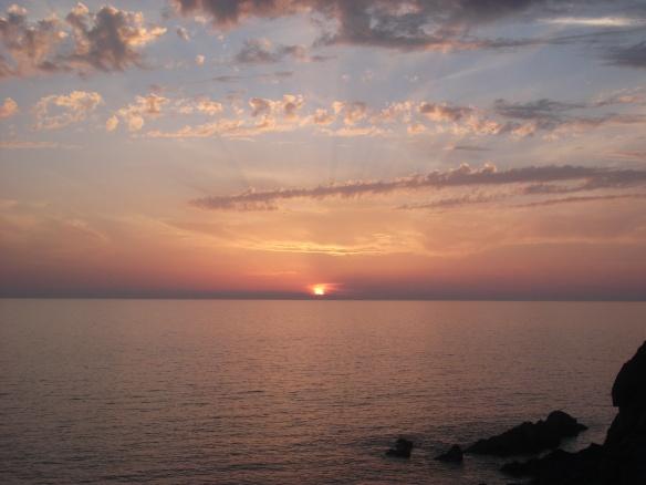 sunset Ajaccio-2
