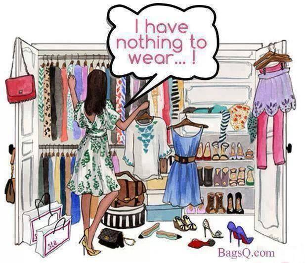 nothing to wear_n