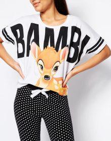 bambi pijama